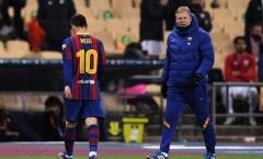 SỐC! Đánh nguội, Lionel Messi nguy cơ bị treo giò 12 trận