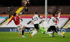 Man Utd đã có một 'kẻ săn mồi' thứ thiệt trước Fulham