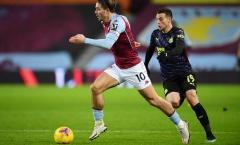 Jack Grealish bắt đầu khiến Aston Villa lo lắng