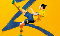 CHÍNH THỨC! Zlatan Ibrahimovic trở lại ĐTQG Thụy Điển