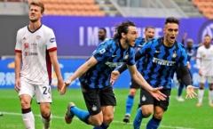 Chức vô địch Serie A coi như khó thoát khỏi tay Inter Milan