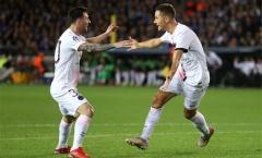 PSG có Messi nhưng phải cậy nhờ cái tên rất được yêu mến ở M.U