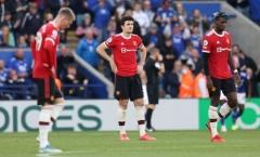 Xuất hiện điều nghịch lý ở Man Utd mùa này