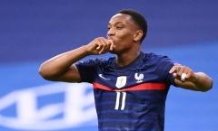 Martial lên tiếng sau màn trình diễn chói sáng cho tuyển Pháp