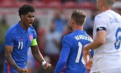Cầu thủ thành Manchester gạt thù địch ở đội tuyển quốc gia