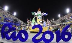 Người dân Brazil không mặn mà với Thế vận hội Olympic 2016