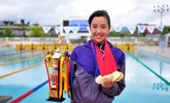 Ngắm dung nhan nữ VĐV trẻ nhất Olympic 2016