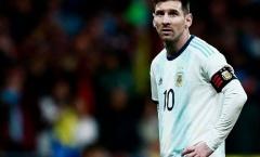 CHÍNH THỨC: Messi bị trừng phạt, chủ tịch cũng liên đới