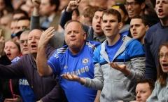 CĐV Chelsea giận dữ, trù ẻo Mourinho và Man Utd