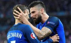 Pháp 5-2 Iceland (Vòng tứ kết EURO)