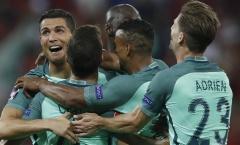 Tin trận Bồ Đào Nha vs Xứ Wales (Bán kết EURO)