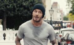 """Sao sống sao? - """"Ông hoàng quảng cáo"""" David Beckham đã trở lại"""