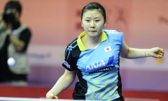 Hoa khôi bóng bàn Nhật Bản vào bán kết đơn nữ Olympic