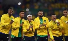 Thắng luân lưu kịch tính, Brazil giành HCV Olympic