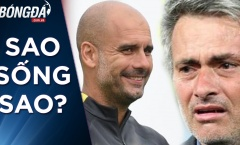 Pep ra oai với M.U khi Mourinho xuống nước mời rượu