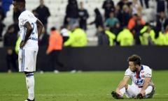 Vòng 10 Ligue 1: Monaco thắng huỷ diệt, Lyon thua muối mặt Guingamp