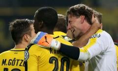 Tổng hợp Cúp Quốc gia Đức: Bayern thắng nhàn, Dortmund thoát chết trên chấm 11m