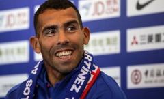 Tevez tịt ngòi, bị loại ngay vòng đầu AFC Champions League