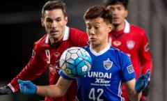 Đại gia Thái Lan lại trình diễn ấn tượng ở cúp châu Á