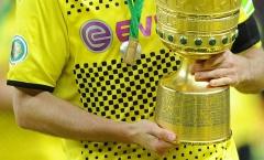 01h00 ngày 28/05, Frankfurt vs Dortmund: Danh hiệu duy nhất