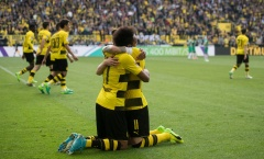 Điểm nóng Dortmund vs Frankfurt: Ai cản nổi song sát Auba-Reus?
