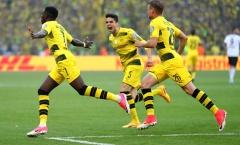 Chấm điểm Dortmund: Dấu ấn Dembele