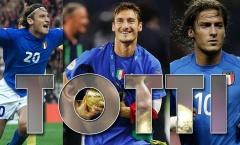Vào ngày này  20.7  Totti chia tay màu áo Thiên thanh
