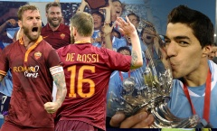 Vào ngày này  24.7  Uruguay lập kỷ lục trong sinh nhật huyền thoại Roma