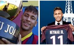 Vào ngày này  2.8  Neymar và 'lần đầu' đáng nhớ tại CLB mới