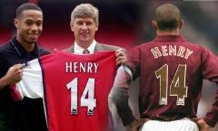 Vào ngày này  3.8  Henry - Arsenal: Nơi tình yêu bắt đầu