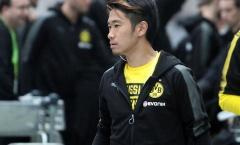 Tội đồ Dembele khiến các cầu thủ Dortmund 'mặt như đưa đám'