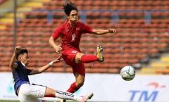 5 điểm nhấn U22 Việt Nam 4-1 U22 Campuchia: Công Phượng xứng danh 'Messi Việt Nam'