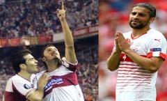Vào ngày này |25.8| Mất mát đau đớn của Sevilla và hậu vệ trái hay nhất Thụy Sỹ