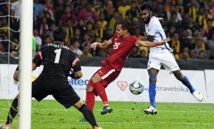 Trung phong U22 Malaysia được so sánh với Thomas Mueller