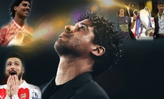 Vào ngày này |30.9| Rijkaard - Người sưu tầm danh hiệu vĩ đại