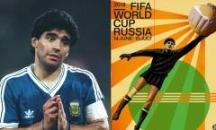 Những điều bạn chưa biết Poster World Cup 2018