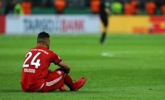 Thua sốc 'Đại bàng', Bayern tiếp tục lỡ hẹn với Cúp Quốc Gia