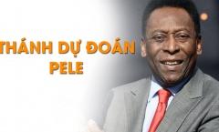 Những lần dự đoán gây sốc của vua bóng đá Pele
