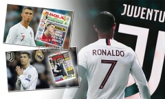 Toàn cảnh Ronaldo đến Juventus