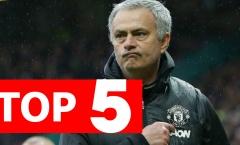 Những lý do khiến Mourinho sẽ bị sa thải khỏi Man United?