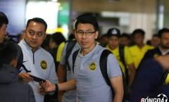 Trực tiếp: ĐT Malaysia 'hùng hổ' đến Hà Nội, tuyên chiến với Việt Nam