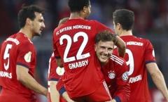 Bayern thắng kịch tính và hãy xem người trong cuộc phản ứng thế nào?