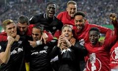 Đánh bại Hamburg, Leipzig giành vé vào chung kết cúp quốc gia