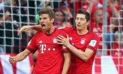 Công thức chiến thắng Mullerndowski đang giúp Bayern cực kỳ thăng hoa