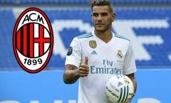 CHÍNH THỨC: Sao thất sủng Real Madrid gia nhập AC Milan