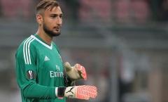 'Siêu thủ môn' 20 tuổi muốn được gắn bó với AC Milan