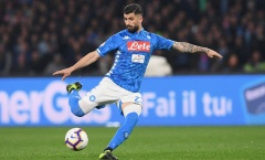 Napoli chuẩn bị tiễn sao 20 triệu euro sang AS Roma