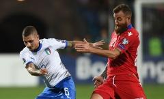 Đấu Phần Lan, Italia gặp tổn thất lớn