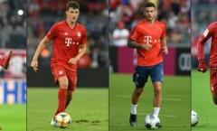 Nòng cốt Bayern Munich đang đóng vai trò quan trọng ở đội tuyển Pháp