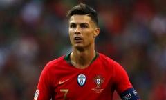 'Ronaldo rõ ràng là người giỏi nhất thế giới'